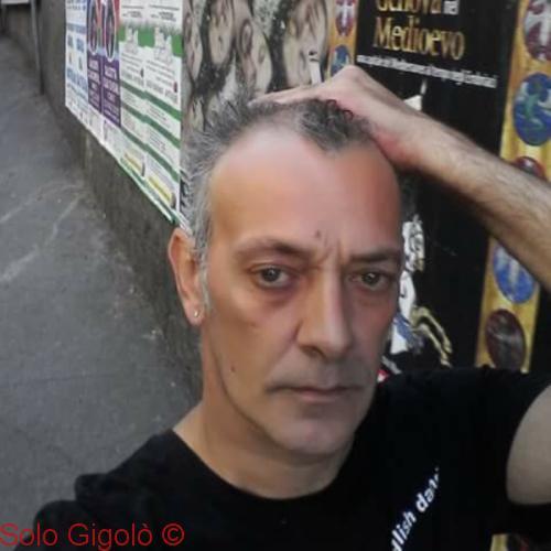 Ottavio Gigolo  Romantico onesto  con un animo dolce e sensibile, 51  enne, amante della natura e degli animali