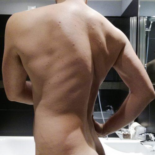 Kevin...massaggiatore erotico al tuo servizio