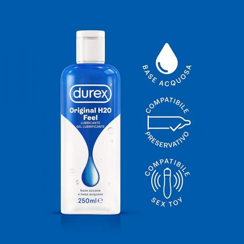 Durex Gel Feel - 250Ml